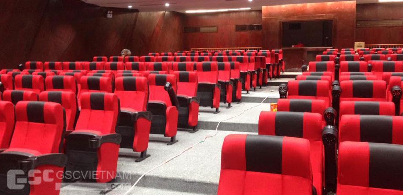 Ngắm vẻ đẹp hiện đại hội trường 500 ghế Cung thiếu nhi Đà Nẵng