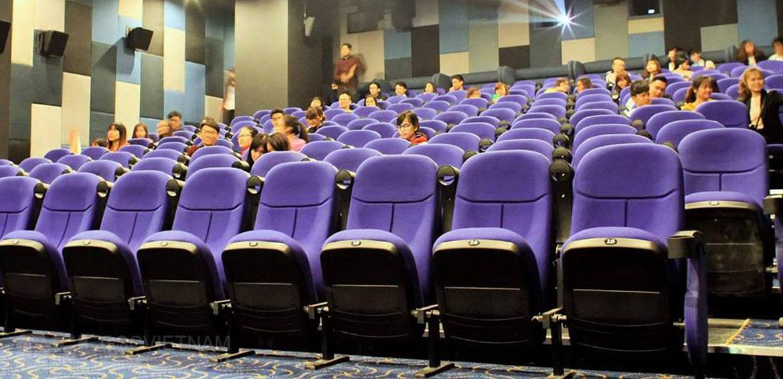 thi công lắp đặt ghế rạp chiếu phim